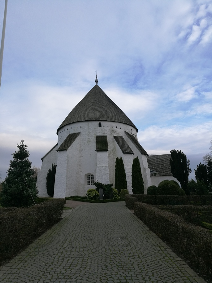 Round Church Osterlars